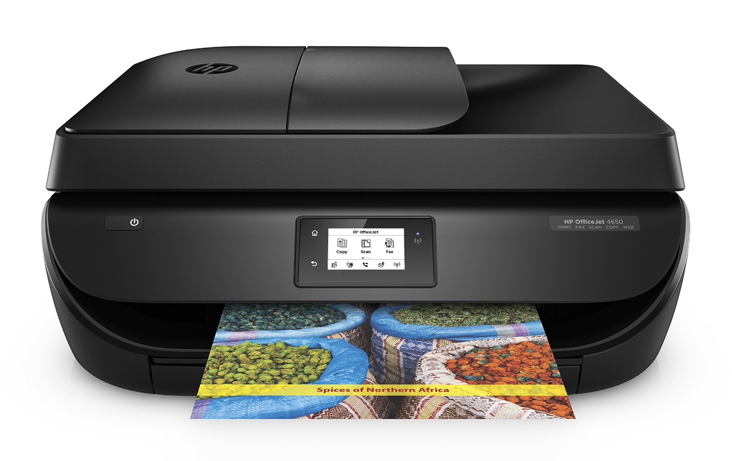 comprar HP OfficeJet 4650 opiniones
