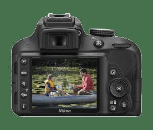 Comparativa Nikon D3300