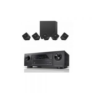 home cinema denon con receptor