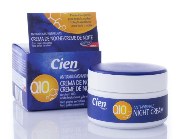 CIEN Q10 DAY & NIGHT FACE AND EYE CONTOUR C **FREE..