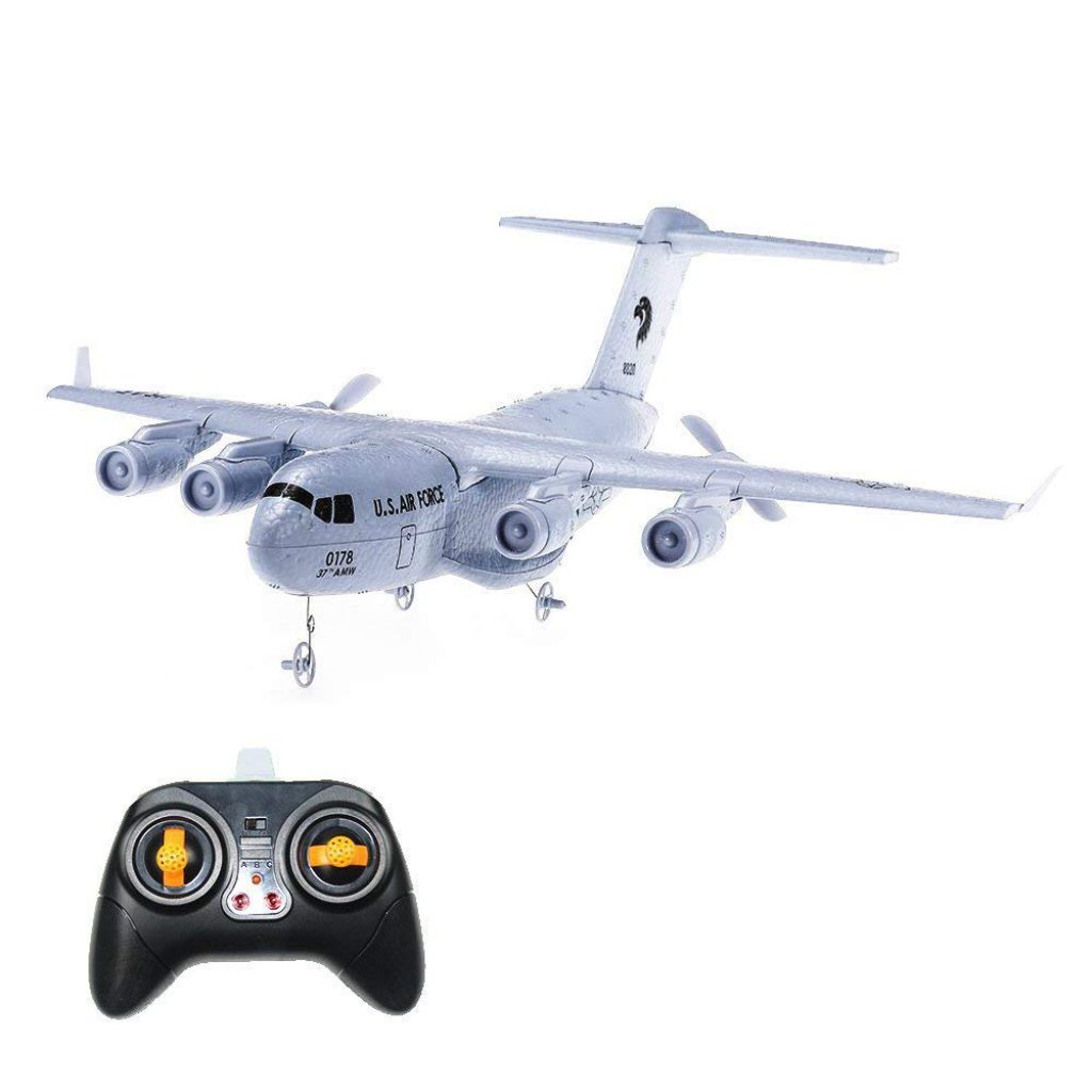 Los mejores aviones teledirigidos